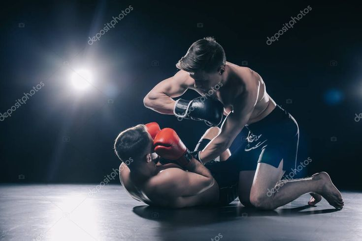 Sporty Shirtless Man Carrying On Woman Stock Photo (Edit