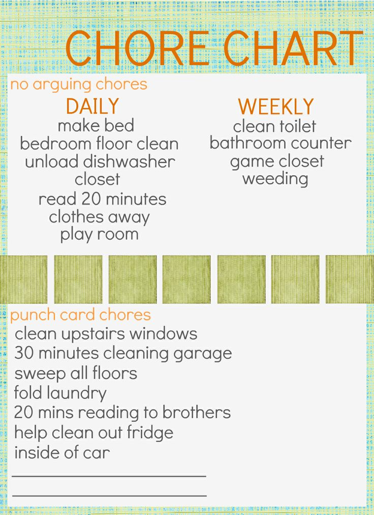 Chore Charts (more great ideas on the blog post): Kids Chore Charts, Kids Stuff, Chore Ideas, Chore Lists, Punch Cards, Chore Cards, Around The Houses, Pinterest Wednesday, Formal Chore