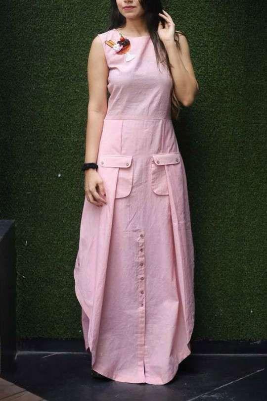ff96aff59e Top 15 Indo Western Kurtis Designs & Ideas | Indo Western Dresses ...
