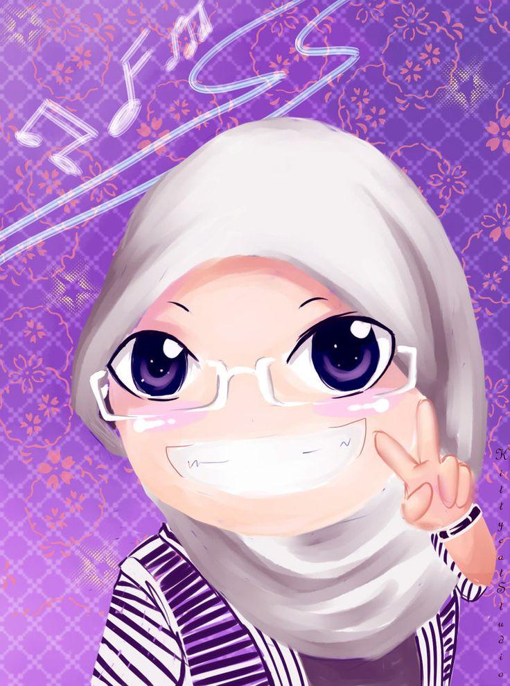 Wide Chibi Smile Bit Bout Islam Pinterest Chibi and