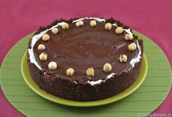 Ricetta Torta Al Cioccolato Gnam Gnam.Torta Mascarpone E Nutella Le Ricette Di Gnamgnam Food Cake Desserts