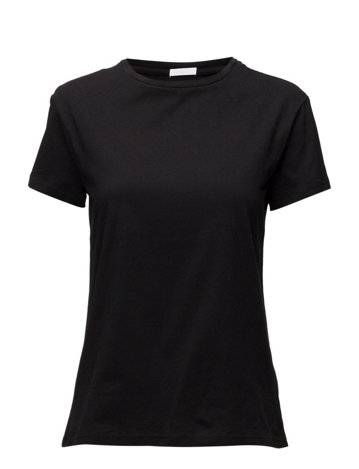 DAY - 2ND Tyra Crew neckline Relaxed fit T-Shirt Black
