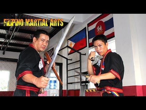"""Filipino Martial Arts -"""" Arnis  Arnis, Eskrima, and Kali are umbrella terms for the traditional martial arts of the Philippines that emphasize weapon-based fighting with sticks, knives and other bladed weapons, and various improvised weapons. They also include hand-to-hand combat, joint locks, grappling and weapon disarming techniques.""""  Overview also on the types of weaponry as well. Good stuff!"""
