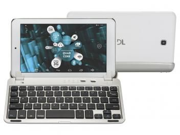 """Tablet DL X-Quad Note 8GB 7"""" Wi-Fi Android 4.4 - Proc. Quad Core Câmera Integrada. Compre pelo site R$ 259,90"""