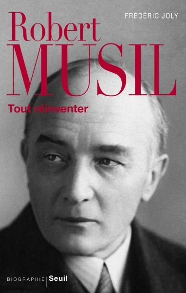 Robert Musil - Frédéric Joly - Littérature française via @EditionsduSeuil