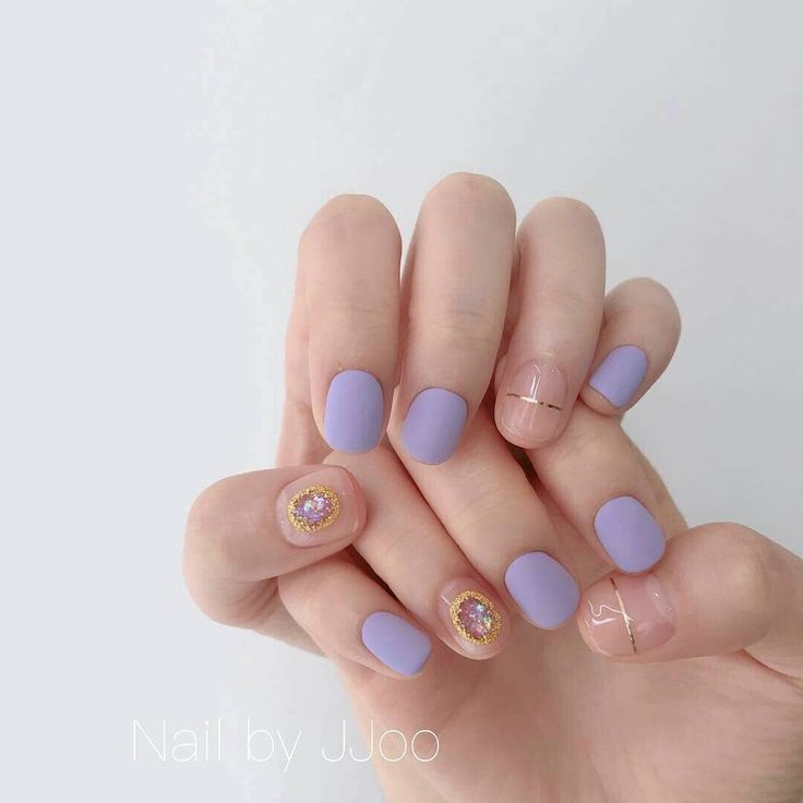 Korean nail Korean art