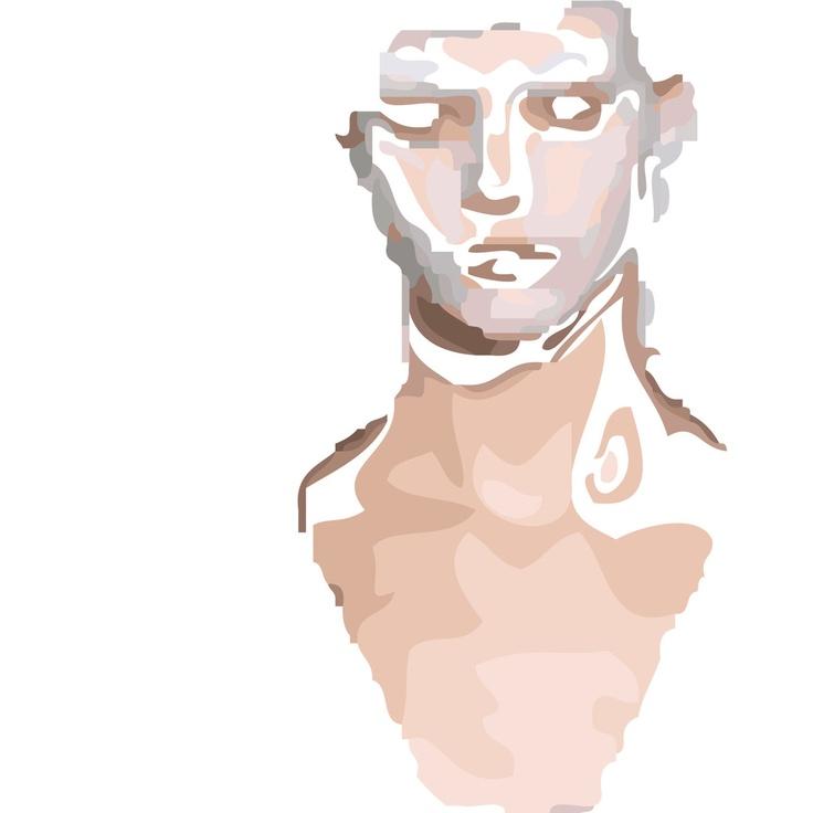 devasted identity 1  Uv print on alucobond panel  dimension variables  www.rickyrocky.it