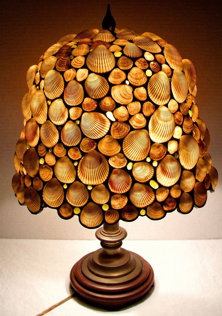 Best 25 Shell Lamp Ideas On Pinterest Art With Shells
