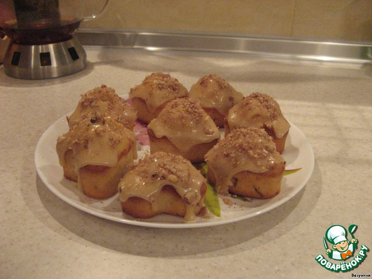 Сливочная глазурь для кексов и кексиков ингредиенты