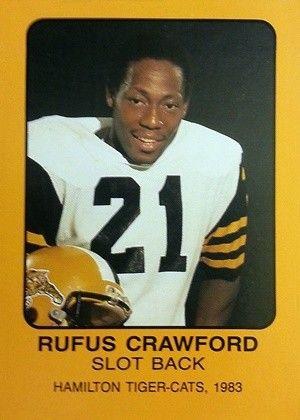 1983 Rufus Crawford - Hamilton