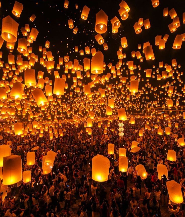 Lantern Festival—Pingxi, Taiwan | TOP 10 World Legendary Festivals You Don't Want To Miss