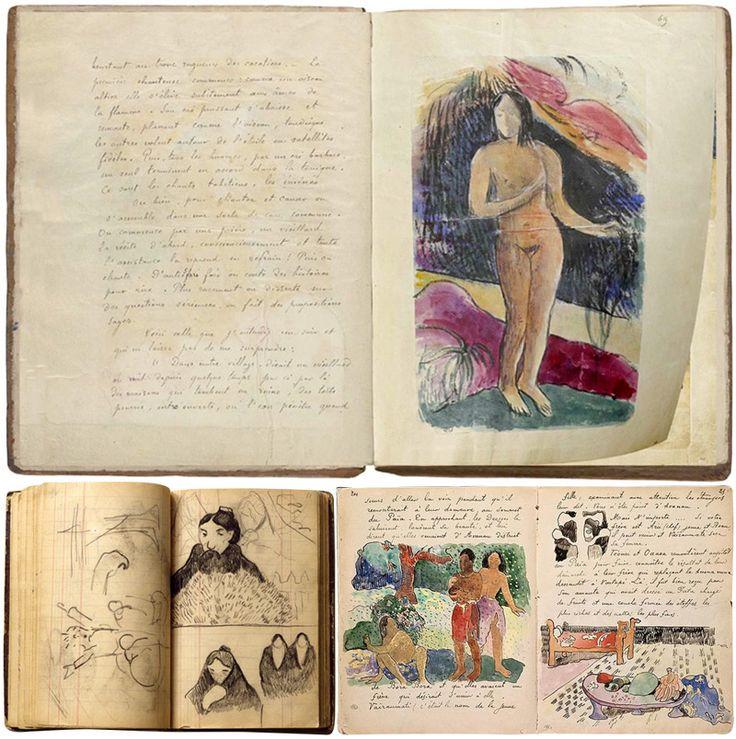 As notas dos artistas | Paul Gauguin