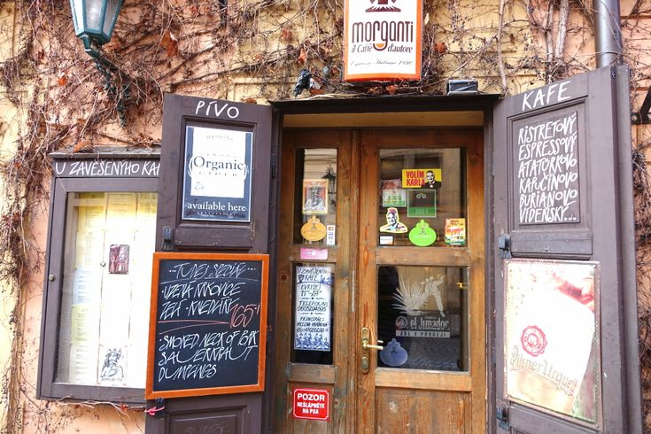 Restaurants und Cafés in Prag- insider Tipps von einer Pragerin