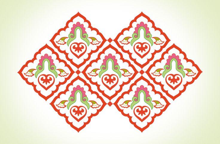 Картинки по запросу татарский орнамент на одежде