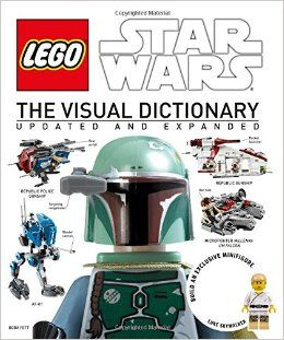 LEGO Star Wars: The Visual Dictionary: Updated and Expanded Hardcover – May 1, 2014 Disc: Affiliate Link