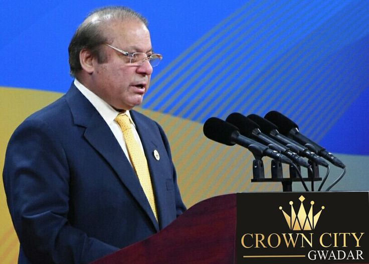 Under PM Nawaz, Pakistan has become an investment opportunity instead of a security threat for the World #PMNawazShinesAtOBOR #CPEC #GWADAR #CHINA #OBOR  Crown City Gwadar  UAN : +92-42-111-740-740 Cell: +92 321 8671111 http://crowncitygwadar.pk