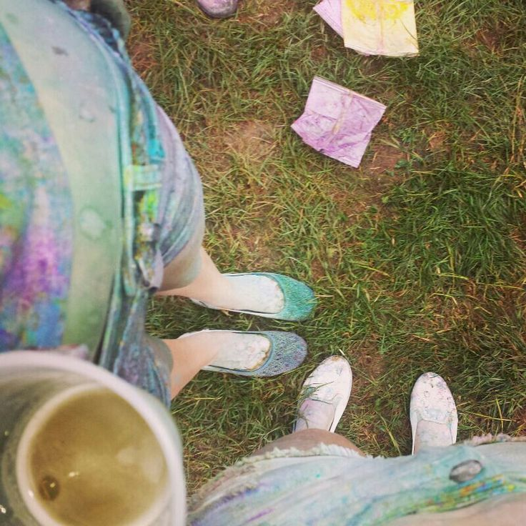 Holi gaudy, colour your day, farbe, bunt, ♡