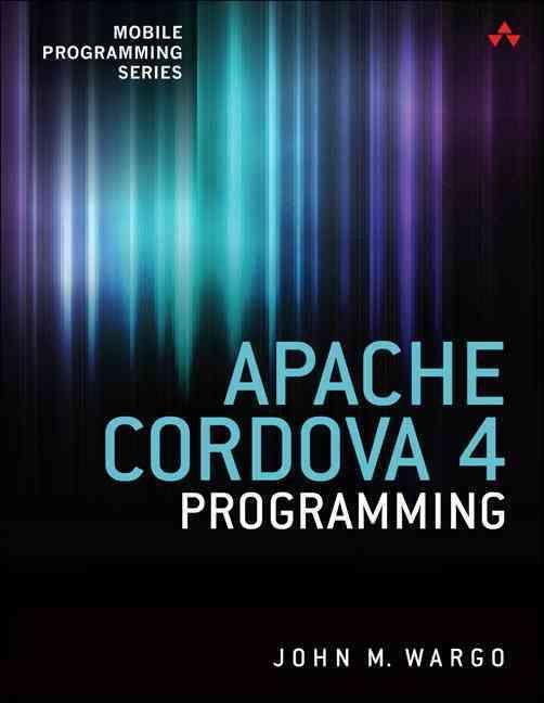 Apache Cordova 4 Programming