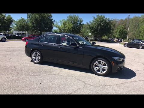 2016 BMW 3 Series Orlando Florida S7955P #FieldsBMW #Orlando #Florida