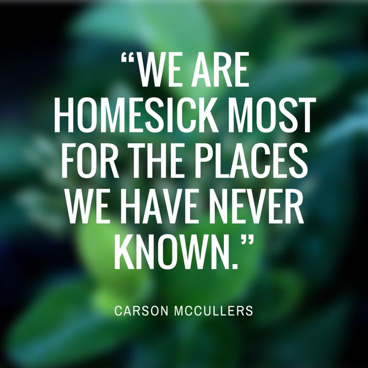 Carson Quotes: 1000+ Homesick Quotes On Pinterest