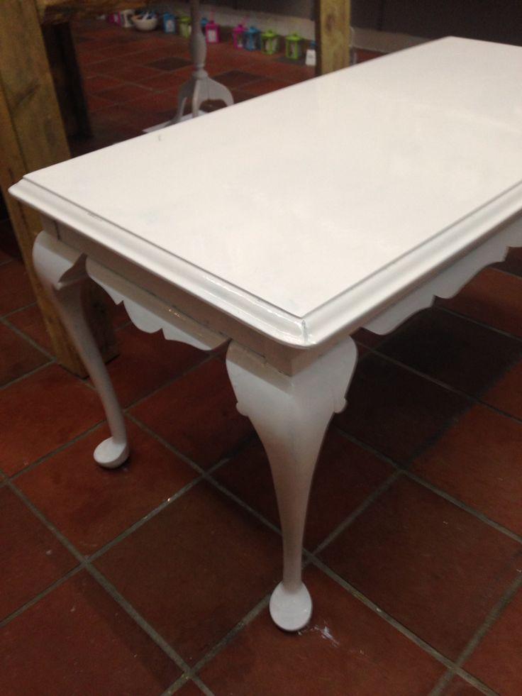 Barok salon tafel