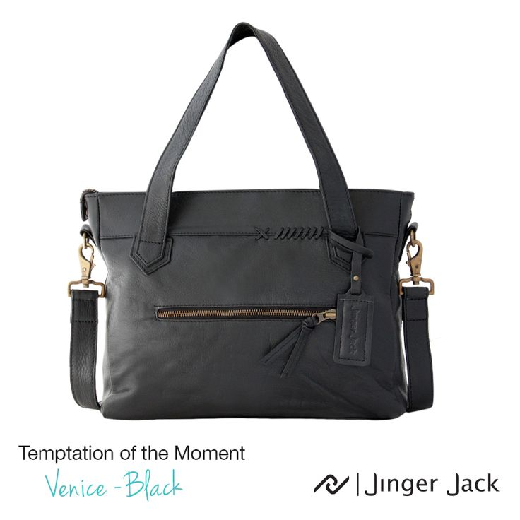 Temptation of the Moment. Jinger Jack VENICE in Black! http://jingerjack.co.za/products-page/venice/