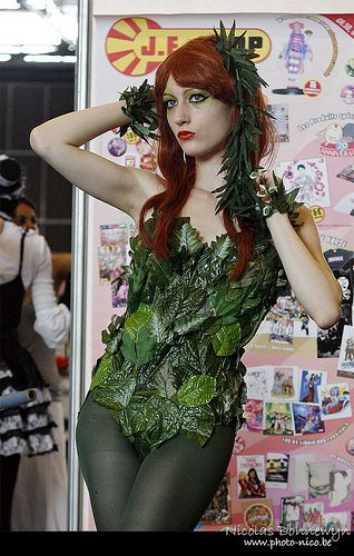 Poison Ivy. Too cliche for a redhead?