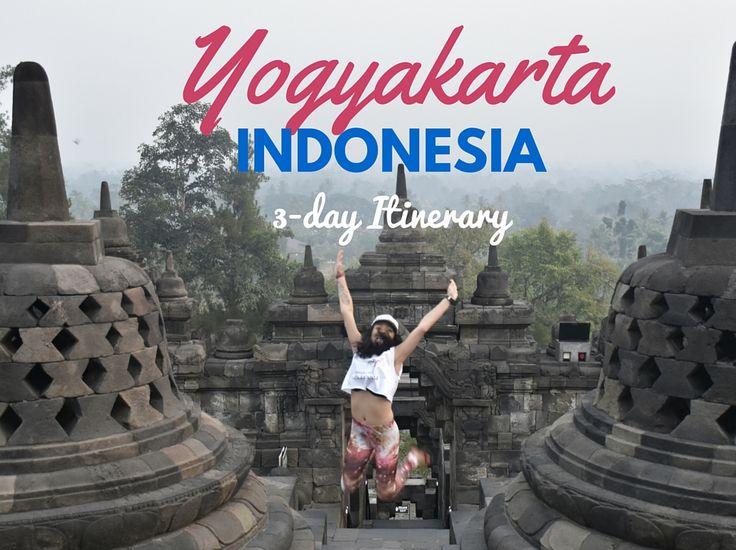Yogyakarta, Indonesia 3-day Itinerary