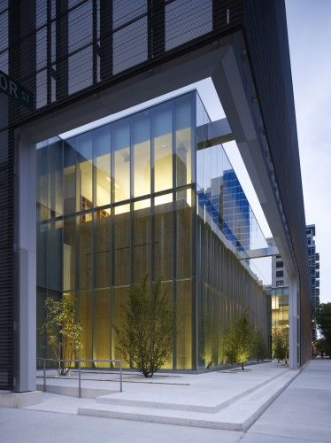 Poetry Foundation / John Ronan Architects   ArchDaily