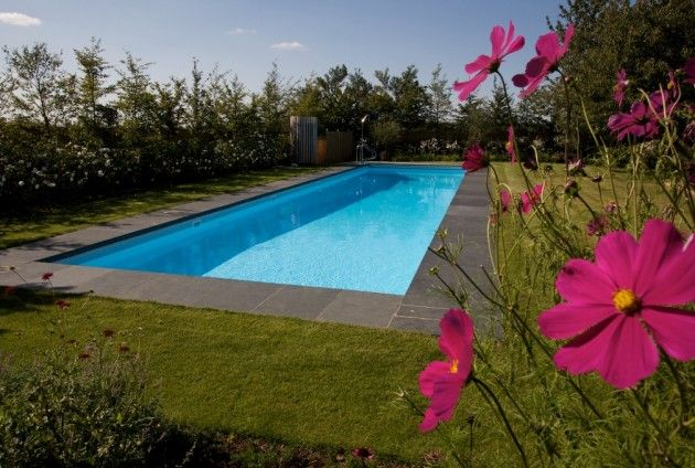 Sussex outdoor swimming pool
