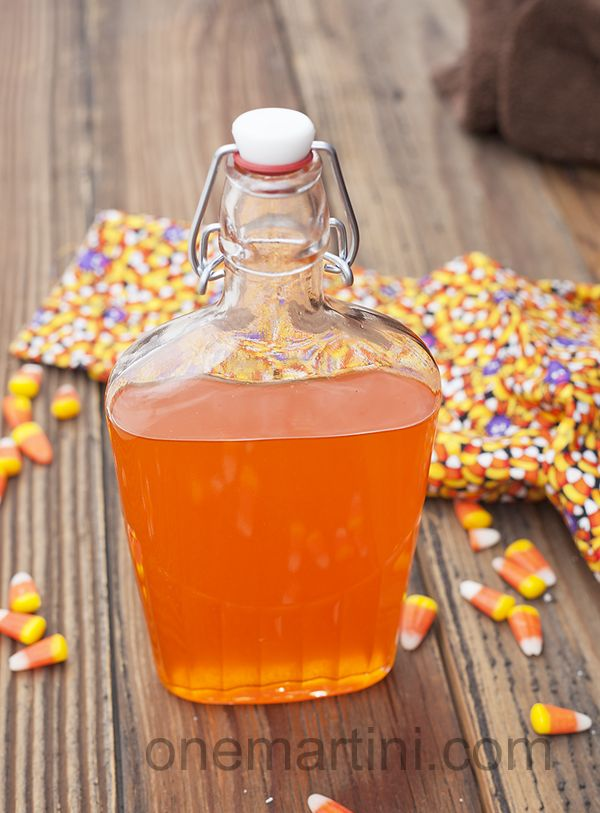 How to make Candy Corn Vodka
