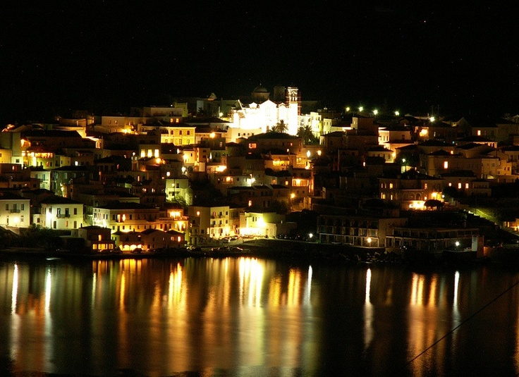 Andros by night !!