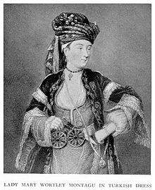Lady Mary Wortley Montagu - Wikipedia, the free encyclopedia