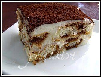 TİRAMİSU | yesilkivi – denenmiş, fotoğraflı tatlı ve yemek tarifleri…
