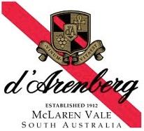D'arenberg Wines Australia - http://www.australiasfirstfamiliesofwine.com.au