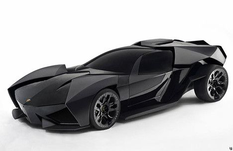 Lamborghini Ankonian concept.  Other people almost always design better Lambos than the real thing.