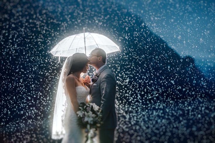 022 - rainy wedding photos