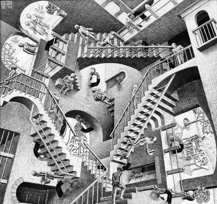 the early life education and times of genius and mathematician maurtis cornelius escher Early life escher's birth the netherlands maurits cornelis escher was born on 17 june the primary institutional collections of original works by mc escher.
