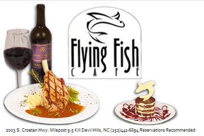 Flying Fish Cafe Kill Devil Hills Nc