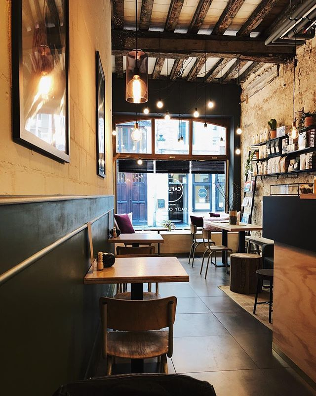 Cafunecoffee Looks So Inviting Have You Been Here If Youre Close Please Get Me A Flat White And Some Granol Coffee Shop Cafe Interior Cold Brew Coffee Maker