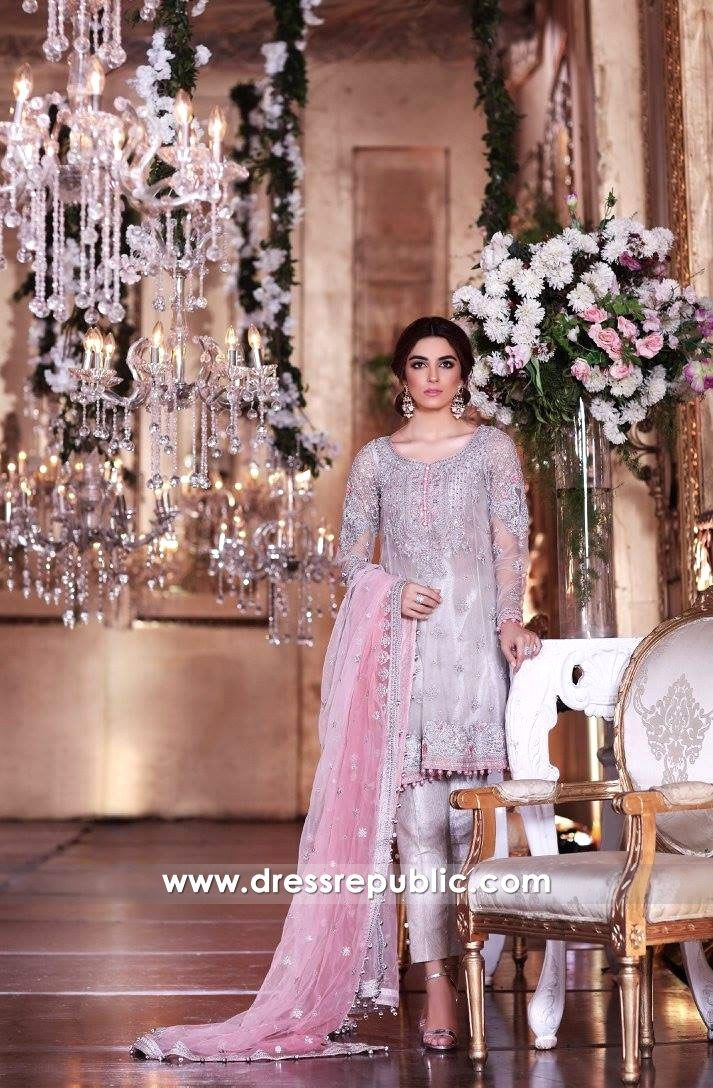 Maria B Chiffon EID Collection 2017 - DRP6576