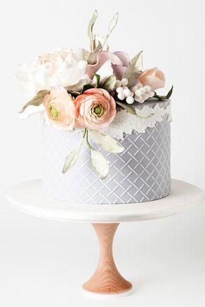 4 fantastische Hochzeitstorten-Designer, die wir total lieben ❤ Weitere Informationen: www.weddingforwar …   – Cake Art