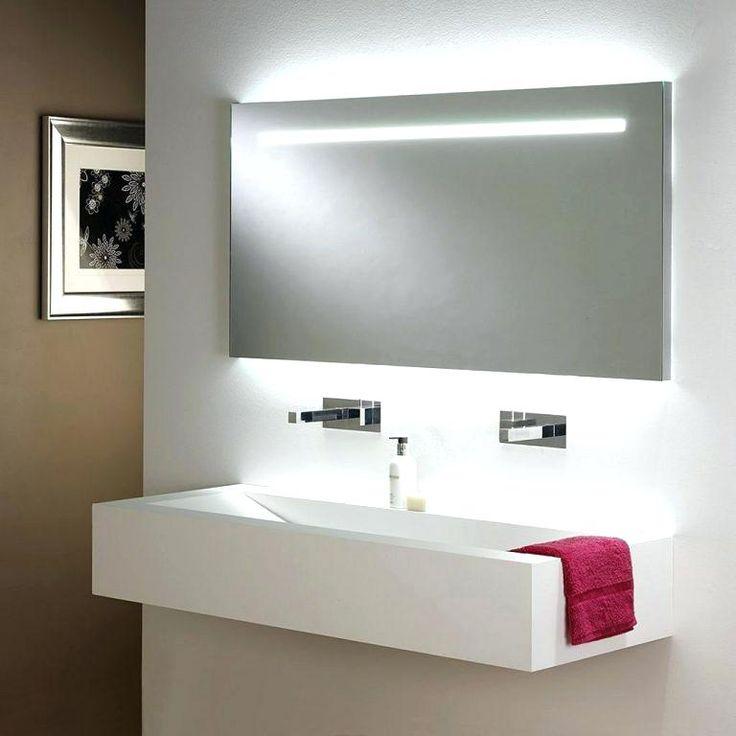 Large Rectangle Bathroom Mirror - golaria.com in 2020 ...