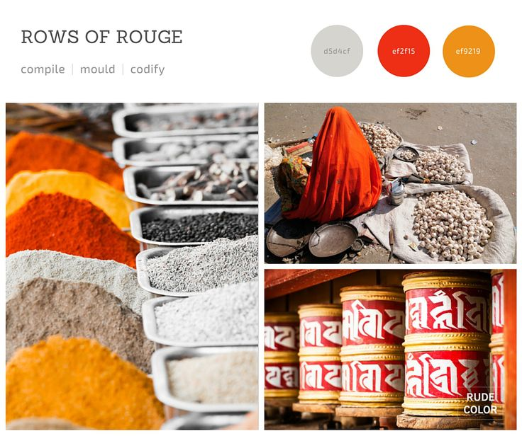 Rudecolor_India_Color_Trends_5 #inspiration #trends #2016 #colortrends #colorscheme #color #palette #scheme