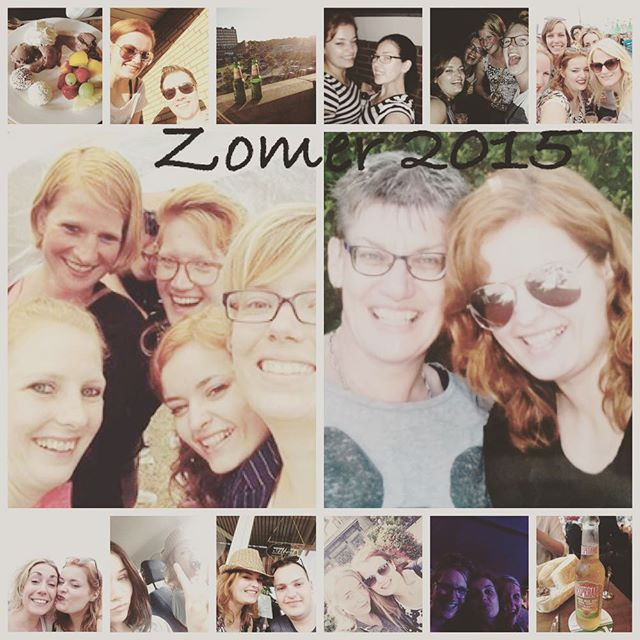 Twee maandjes vakantie vol met leuke feestjes en gezelligheid en natuurlijk Hoogeveen! ☀️ #summer2015 #friends #fun #sumerthing #holidaywork #party