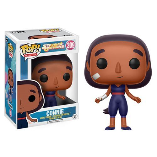 (affiliate link)  Steven Universe Connie Pop! Vinyl Figure