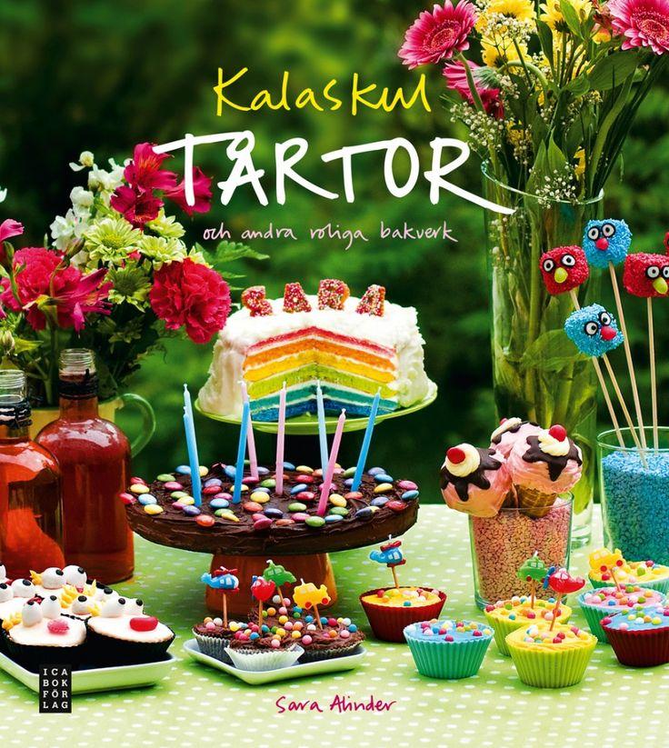 Kalaskul tårtor och andra roliga bakverk