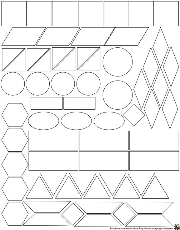 Classroom Design Patterns ~ Shape the classroom and flyers on pinterest