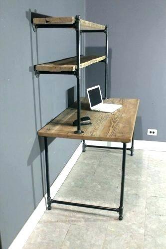 Diy Desk Shelf Under Storage Shelves Medium Size Of For Computer Off