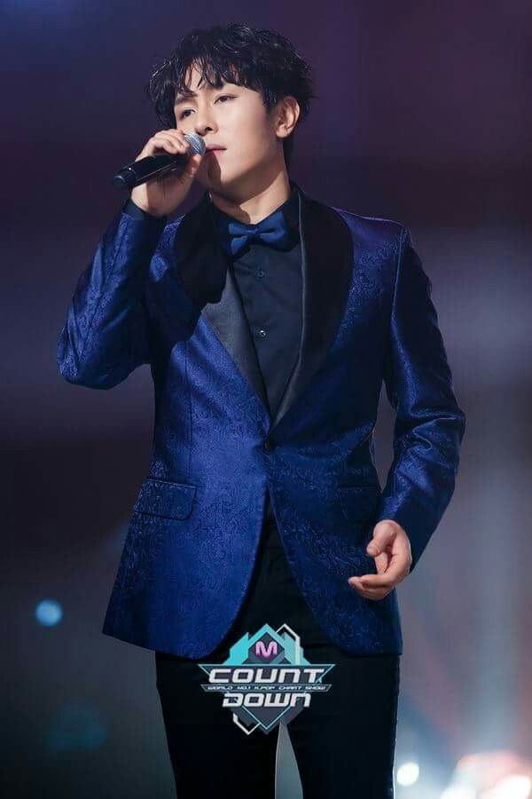 170112 Mnet M! Countdown: 동완